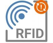 RFID-AutoID (OPC UA) – update & podpora po záruce