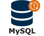 MySQL DB – update & podpora po záruce