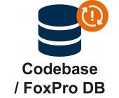 Codebase / FoxPro DB – update & podpora po záruce