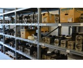 6FX8002-5YB02-1DA0, oprava a prodej servo motorů SIEMENS