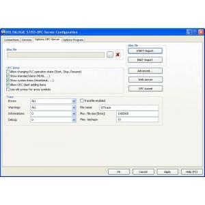 OPC Server Deltalogic pro Siemens SIMATIC S5, S7-200, S7-1200, S7-300, S7-400, S7-1500, LOGO! 0BA7 a LOGO! 0BA8, FOXON Liberec