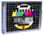 """Monitor pro 9"""" a 10"""" Mono CRT NUM 750 a NUM 760, DC12V"""