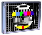 "Monitor pro 14"" CRT/12,1"" LCD NUM 1020/1040/1050/1060, AC 230V"