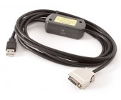 USB - Omron CQM1,CPM1, CPM1A, CPM2A, C200HS, C200HX/HG/HE, SRM1 PLC programovací adaptér, FOXON