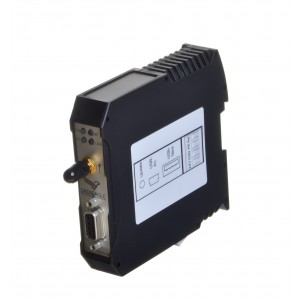 DATAEAGLE Compact 3712 for PROFIBUS wireless communication, 1x transmitter / 4x receiver for max 8x Slave, Bluetooth 2,4GHz