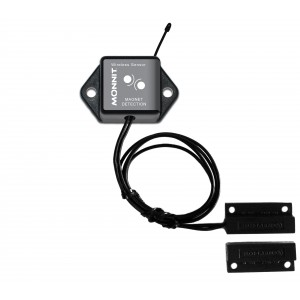 Wireless Magnet Detection Sensors Monnit, Coin Cell format