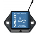 Wireless Grains Per Pound Sensors Monnit, Coin Cell format