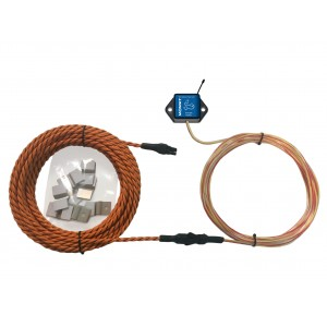 Wireless Water Rope Sensors Monnit, Coin Cell format
