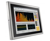 """ICO PC panel Hygrolion 56T 15"""", Panel PC, IP66, Baytrail E3845, 4GB, 128GB SSD, stainless steel"""