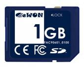 Rozšířená uživatelská paměťová karta (EUM) eWON Flexy, 1 GB