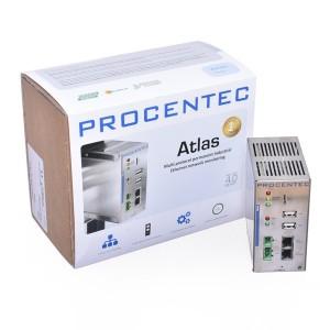 ATLAS - nástroj pro topologii a diagnostiku průmyslových Ethernet sítí