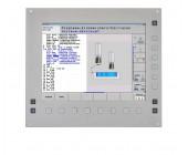 Monitor pro BC125 s klávesnicí