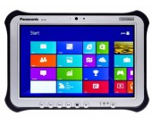 "Tablet Panasonic Toughpad FZ-G1mk4, 10.1"", Win 7 Pro/8.1 Pro/10 Pro, Intel Core i5, HDD 128 GB, RAM 4 GB, FOXON"