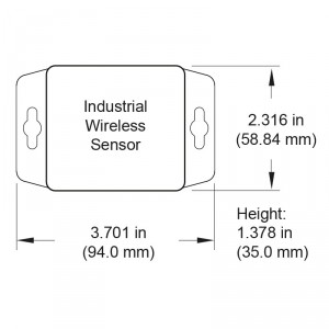 ALTA Industrial Wireless AC Current Meter