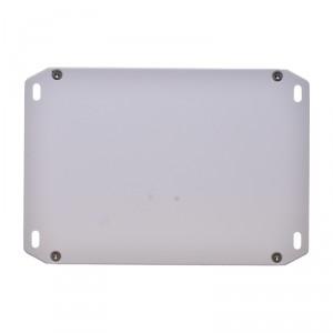 VPSwitch Go 8xM100 M12 průmyslový manažovatelný switch EN50155, IP54, FOXON