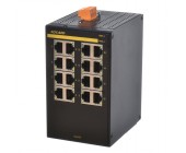 Opal20, 18+2G průmyslový switch nemanažovatelný, DIN, IP30, FOXON