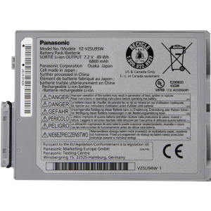 Baterie pro Mercury tester, FOXON