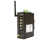 WLg-SWITCH - 8x Ethernet 10/100 Base TX, FOXON