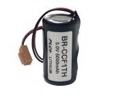 Baterie pro Cutler Hammer, GE Fanuc, A20B-0130-K106, FOXON Liberec