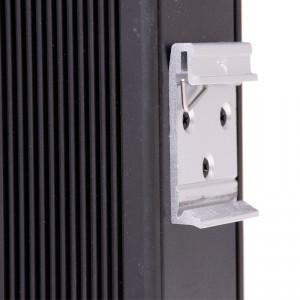 SICOM3008PN, 8G port PROFINET Layer 2 manažovatelný switch, DIN, FOXON