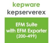 EFM Exporter for KEPServerEX, FOXON