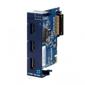 FLB3601 – 3× USB port