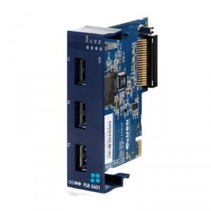 FLB3601 – 3× USB Ports, Card Type B