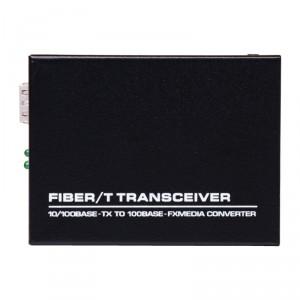 1× 100Base-Fx SFP housing Media Converter for Navitek IE
