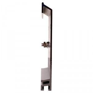 Montážní profilová lišta pro PLC 300, 160-520mm, náhrada za 6ES7390-1AB60-0AA0, 6ES7390-1AE80-0AA0 a 6ES7390-1AF30-0AA0, FOXON
