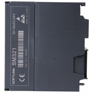 16xDI DC 24V for S7-300, compatible with 6ES7321-1BH02-0AA0