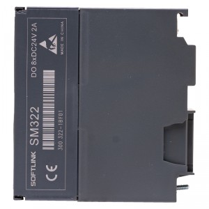 8xDO 24V DC/1A for S7-300, SM322, compatible with 6ES7322-1BF01-0AA0