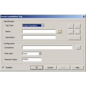 Advanced Tag Option for KEPServerEX