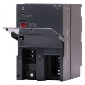 Zdroj 24VDC/5A pro SIMATIC S7-300, FOXON Liberec