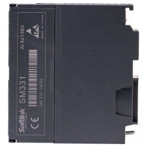 8xAI 13bit for S7-300, compatible with 6ES7331-1KF02-0AB0