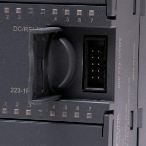 8xDI/8xDO digitální relé vstup/výstupy DC 24V, EM 223, FOXON Liberec