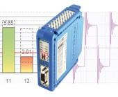 PROFIBUS repeater modul COMbricks s osciloskopem a grafem napětí pro 1 kanál (1 segment), FOXON