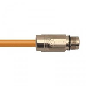 Napájecí kabely s nástavcem pro servomotory s brzdou