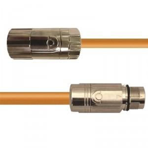 Napájecí kabely s nástavcem pro servomotory bez brzdy