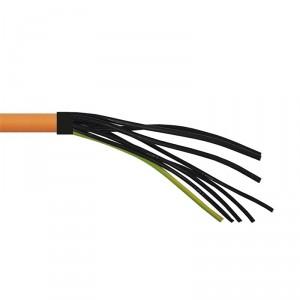 Napájecí kabely pro servomotory bez brzdy