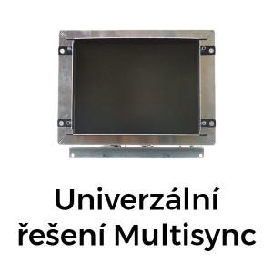 Univerzální řešení Multisync