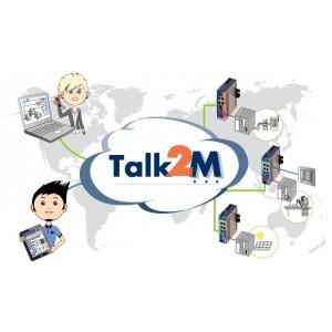 Talk2M Ewon cloud